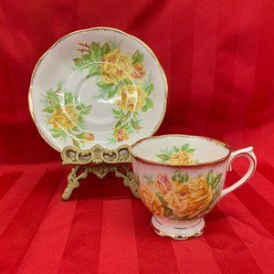 Royal Albert Bone china England Teacup and Saucer